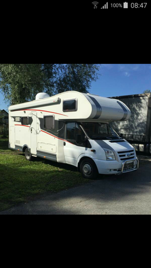 Reisemobile - Alkoven - Ford Chausson