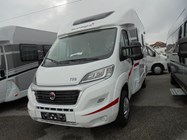 Reisemobile: Sunlight T58 Modell 2019