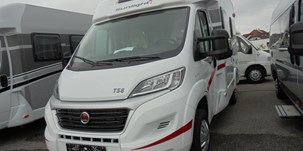 Reisemobile - Sunlight T58 Modell 2019