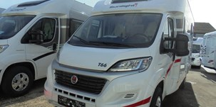 Reisemobile - Sunlight T66 Modell 2019
