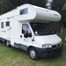 Wohnmobil: Chausson Welcome 9