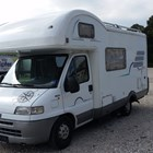 Wohnmobil - Hymer C524 Fiat Ducato 2,8lt.