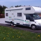Reisemobile: Ford Challenger Chausson Welcome + Campingausstattung