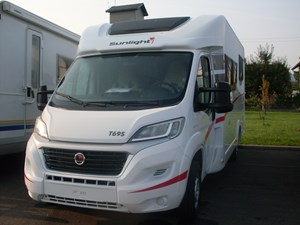 Reisemobile - Sunlight T69S