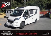 Reisemobile - VAN TI 550 MD Platinum Selection