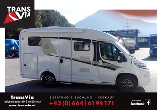 Wohnmobil: VAN TI 550 MD Platinum Selection
