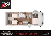 Reisemobile - VAN I 650 MEG Platinum Selection